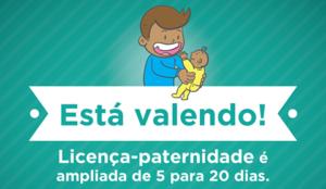 Licença Paterninade